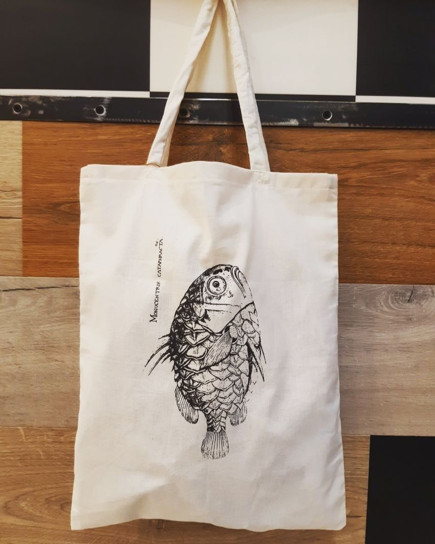 Artifex - Tote bag poisson