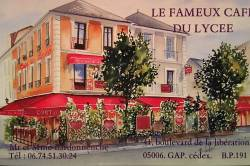 Le Café du Lycée - Restaurants/Cafés/Bars/Hôtels Gap