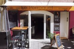 Le Perroquet- Bar à vins-Tapas - Restaurants / Cafés Gap
