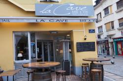 La Cave42 - Restaurants / Cafés Gap