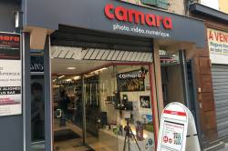 Camara - Optique/Photo/Audition Gap