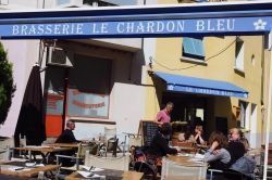 Le Chardon Bleu - Restaurants / Cafés Gap