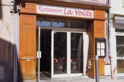 La Voute - Restaurants / Cafés Gap