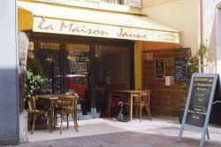 La Maison jaune - Restaurants/Cafés/Bars/Hôtels Gap